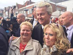Geert Wilders Pumerend